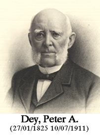 Peter Anthony Dey